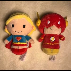 BESTOFFER IttyBitty Collectables: Flash Supergirl.